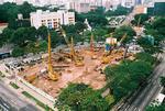 School of Economics and Social Sciences Construction Site