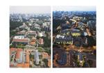 Aerial Views of City Campus