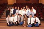 SMU's First Graduates