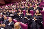 First MBA Graduates