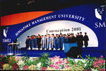Convocation 2001
