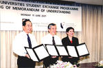Singapore's Universities Sign Agreement