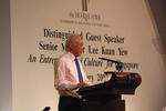 Ho Rih Hua Lecture: Senior Minister Lee Kuan Yew