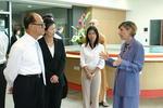 Li Ka Shing Library Opening Ceremony